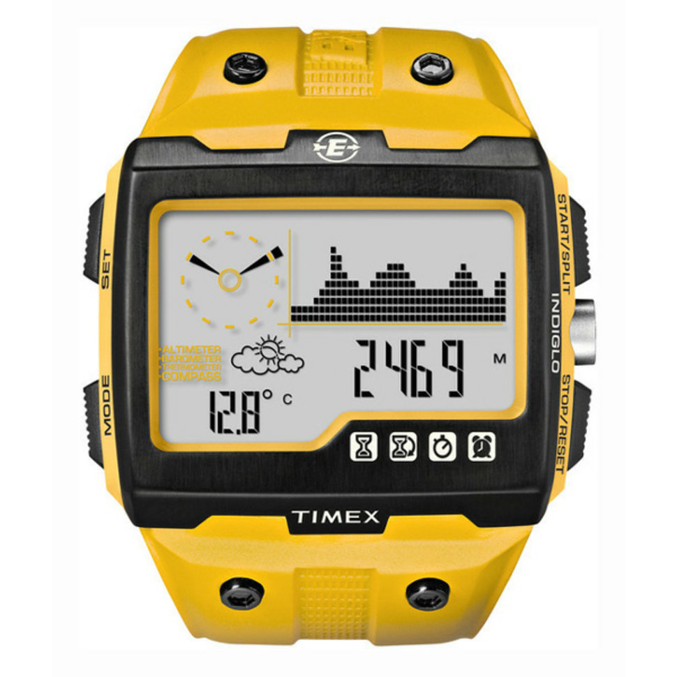 Timex ws4 adventure watch pocket lint for Adventure watches