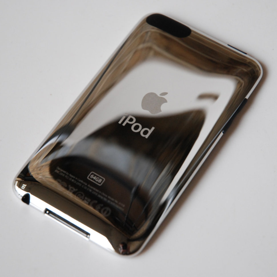 Apple Ipod Touch 3rd Generation Review 6 32gb Silver Gen Image 1