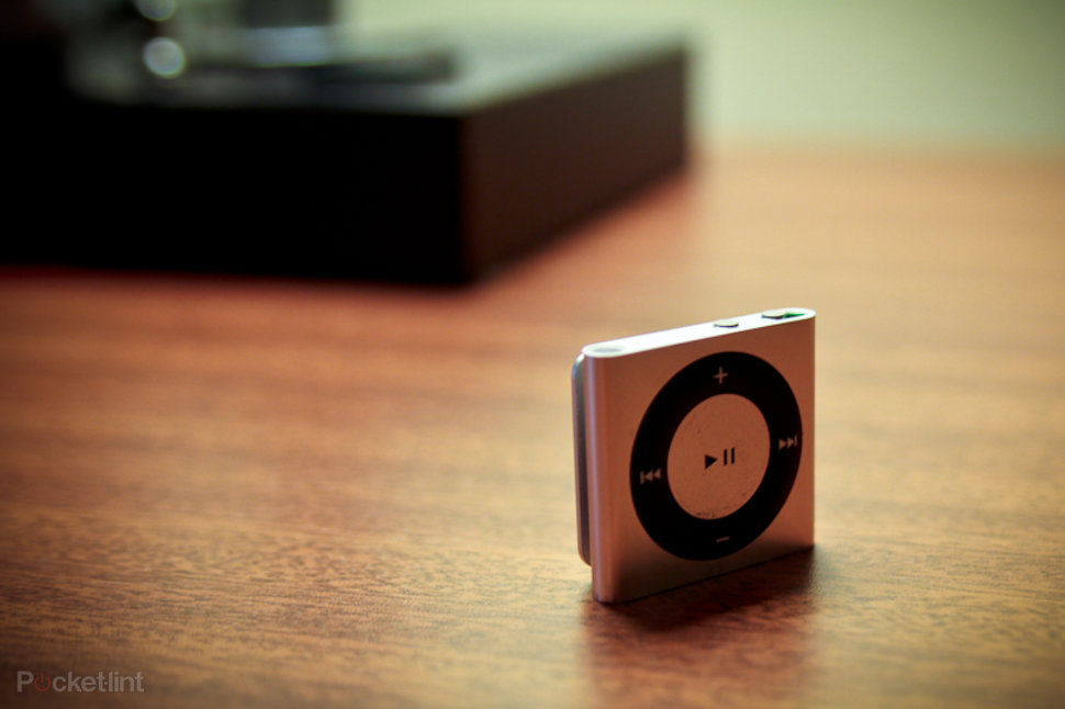 Apple iPod shuffle 4th generation review
