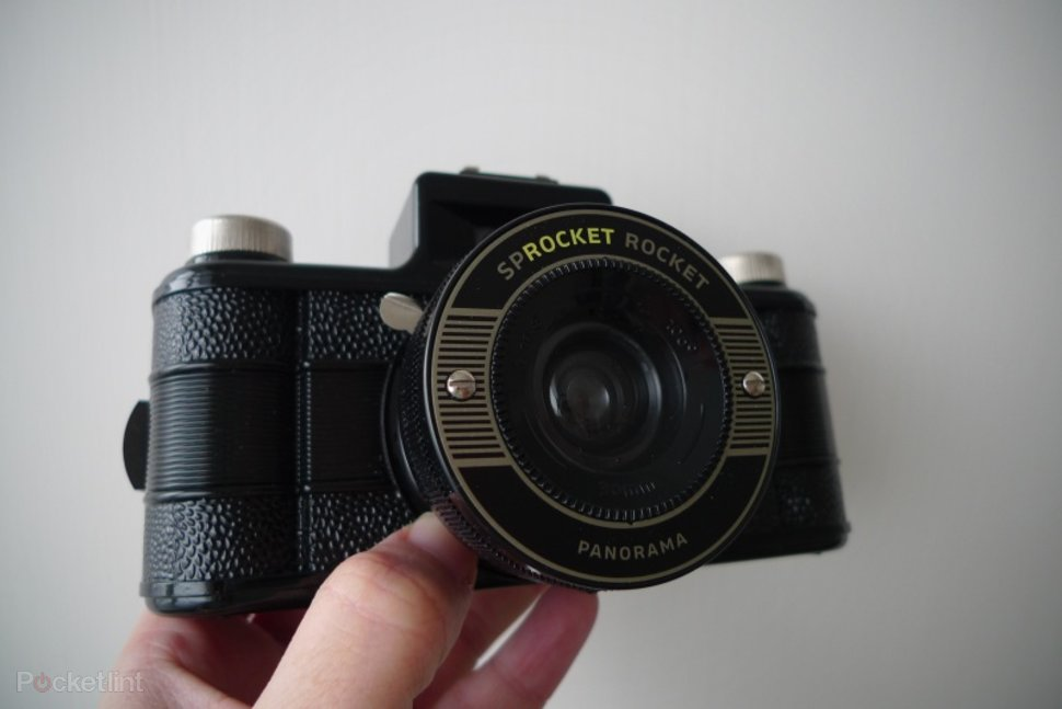 Sprocket Rocket Camera : Lomography sprocket rocket