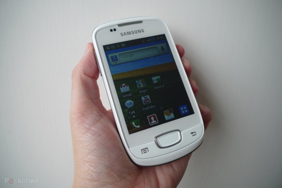 facebook samsung galaxy mini gt s5570
