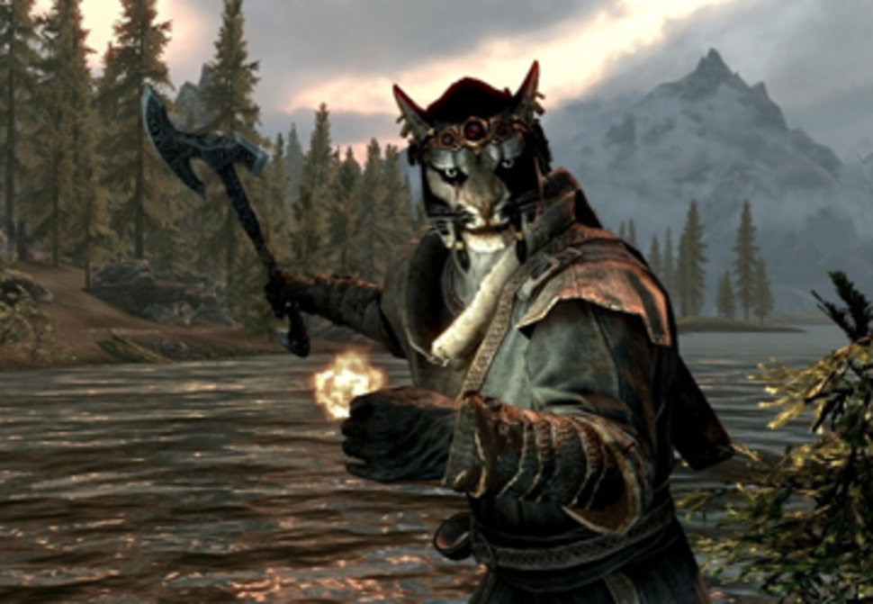 The Elder Scrolls Skyrim For Mac