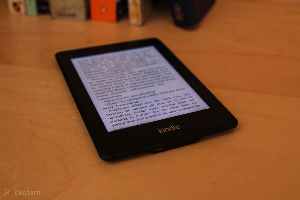 Amazon Kindle Paperwhite (2012) review
