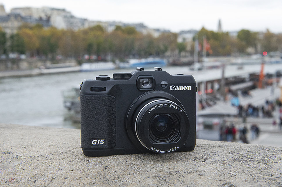 Canon PowerShot G15 review