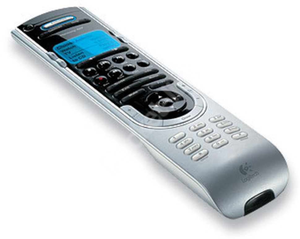 Logitech launch Harmony 525 all-in-one remote control - Pocket-
