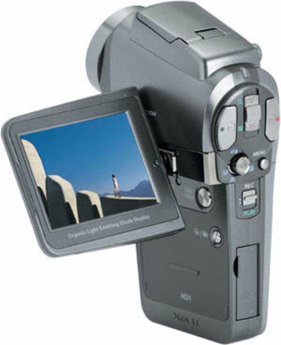 Sanyo high definition movie camera