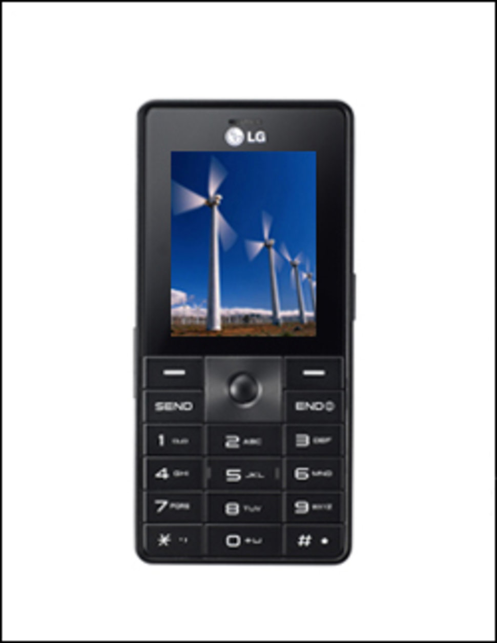 New LG Chocolate-eque phone, the Noir KG320, launches in the UK ...