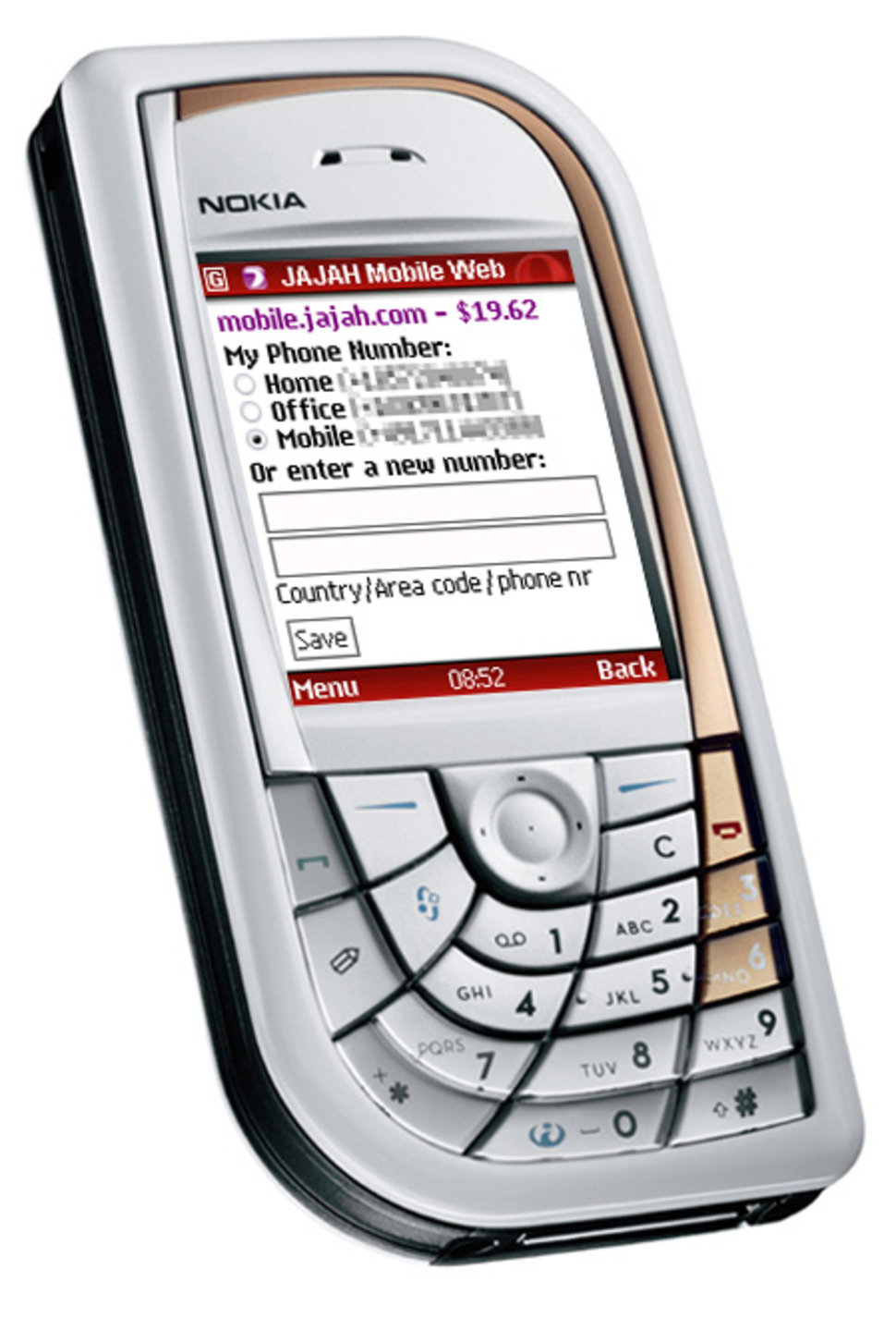 Jajah Mobile lets you make low-cost calls anywhere - Pocket-lint