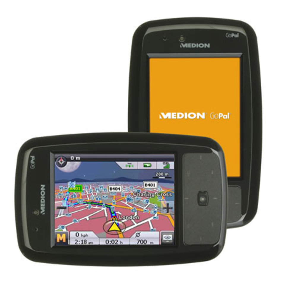 case 3 personal navigation devices