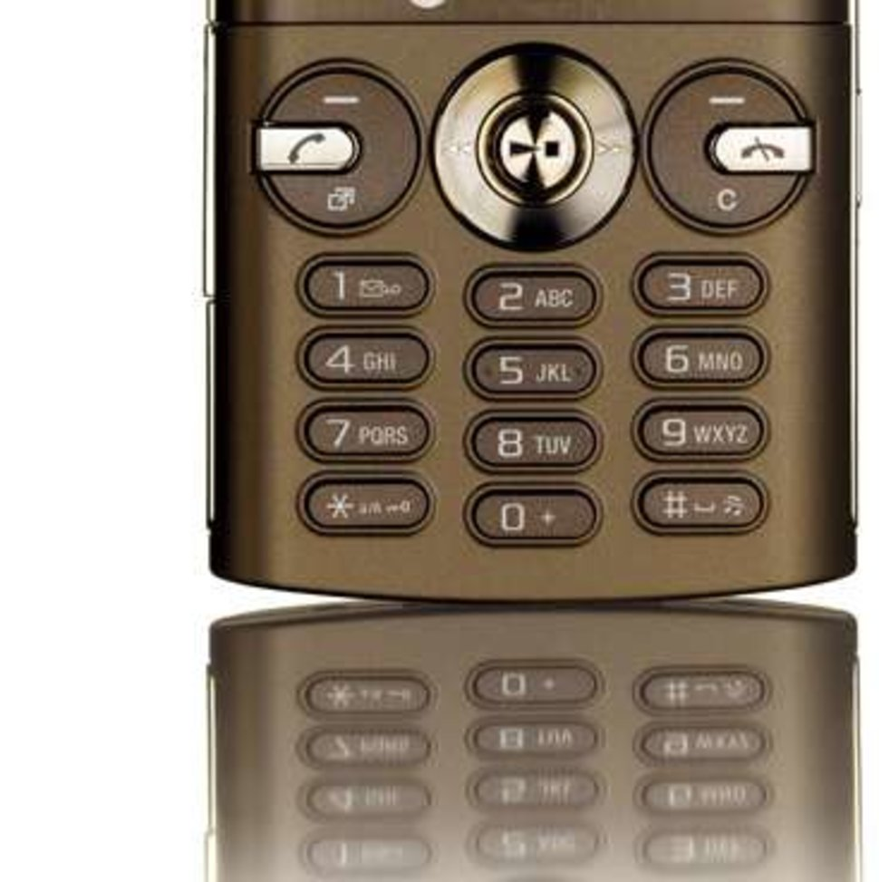 sony ericsson v640i exclusive to vodafone  image 1