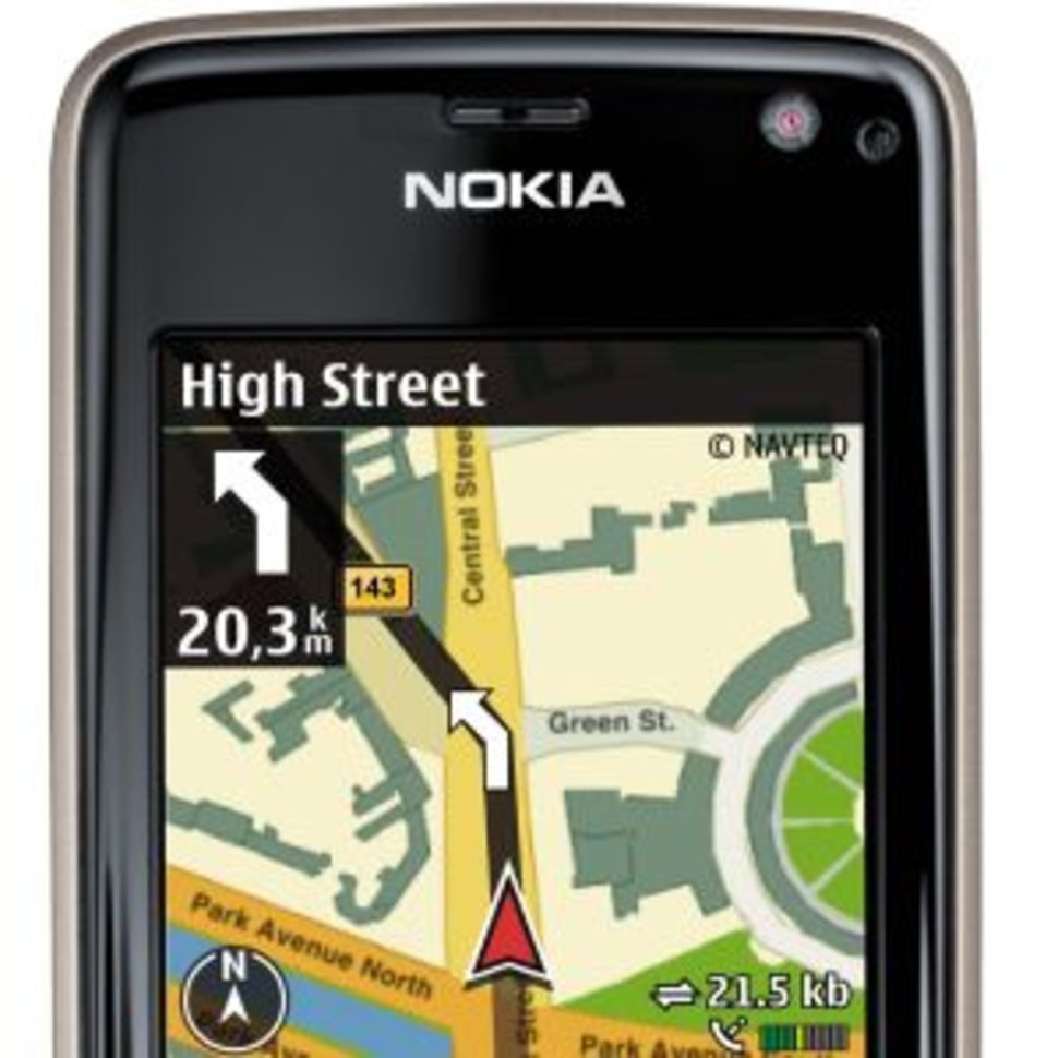 nokia launches 6210 navigator image 1