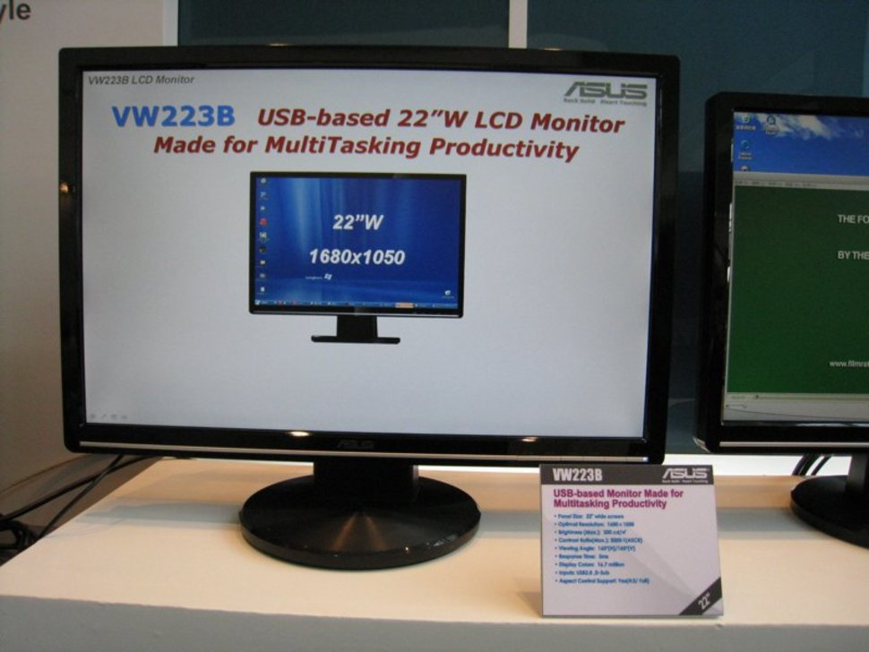 DRIVER FOR ASUS VW223B