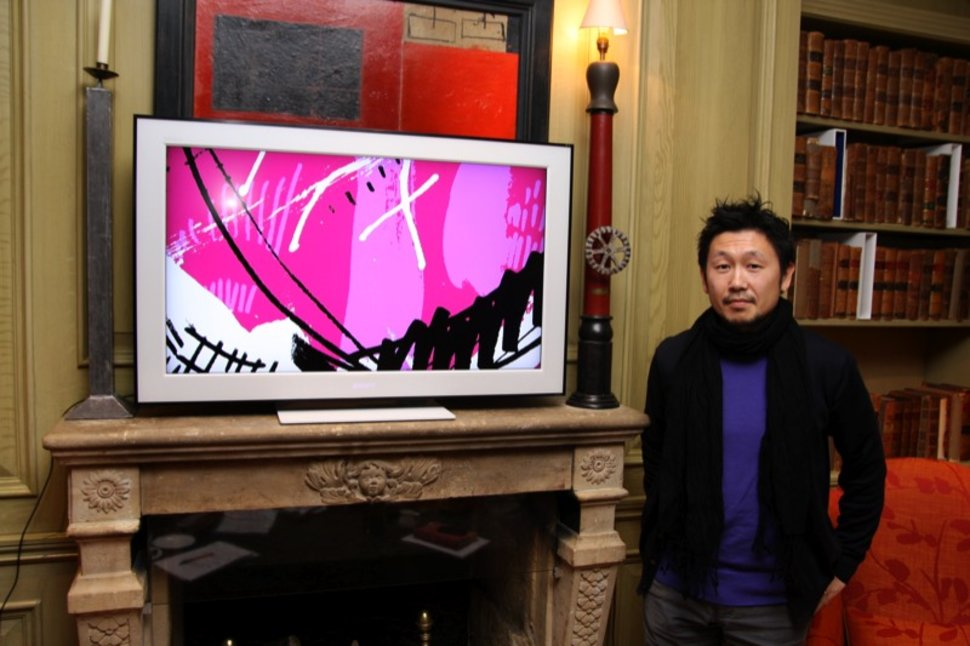 Sony Bravia EX1 picture frame TV hits UK