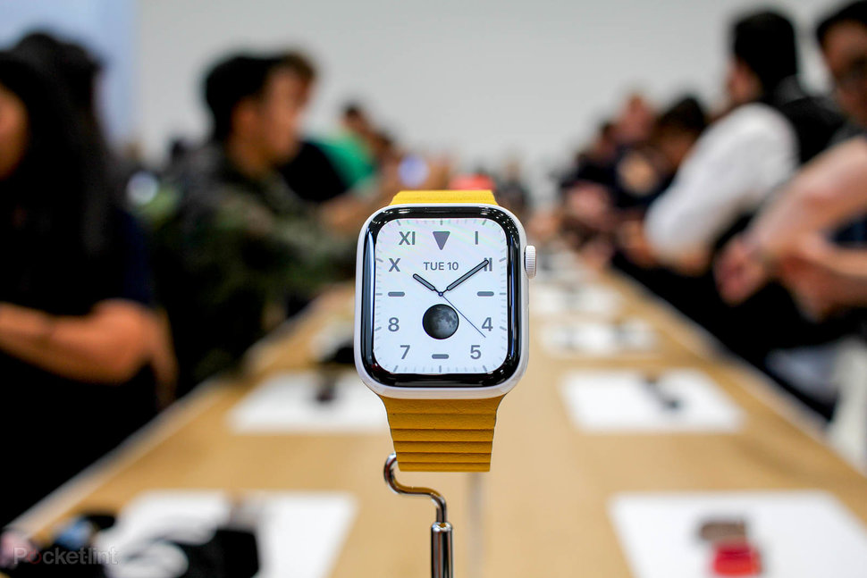 Apple Watch Series 5 initial review