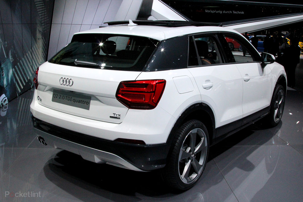 Audi Q2 The Youthful Small Scale Suv Pocket Lint