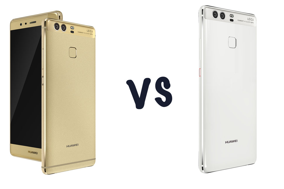 only thing huawei p9 vs huawei p9 plus Year