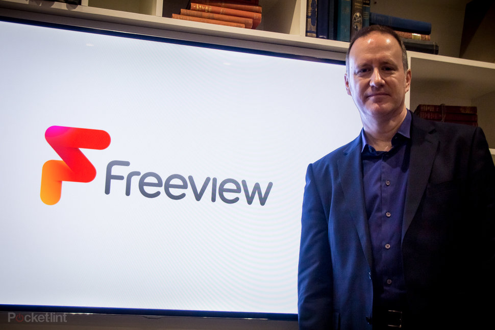 how to use freeview on your tv