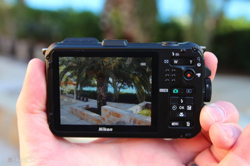 Nikon Coolpix AW100 review