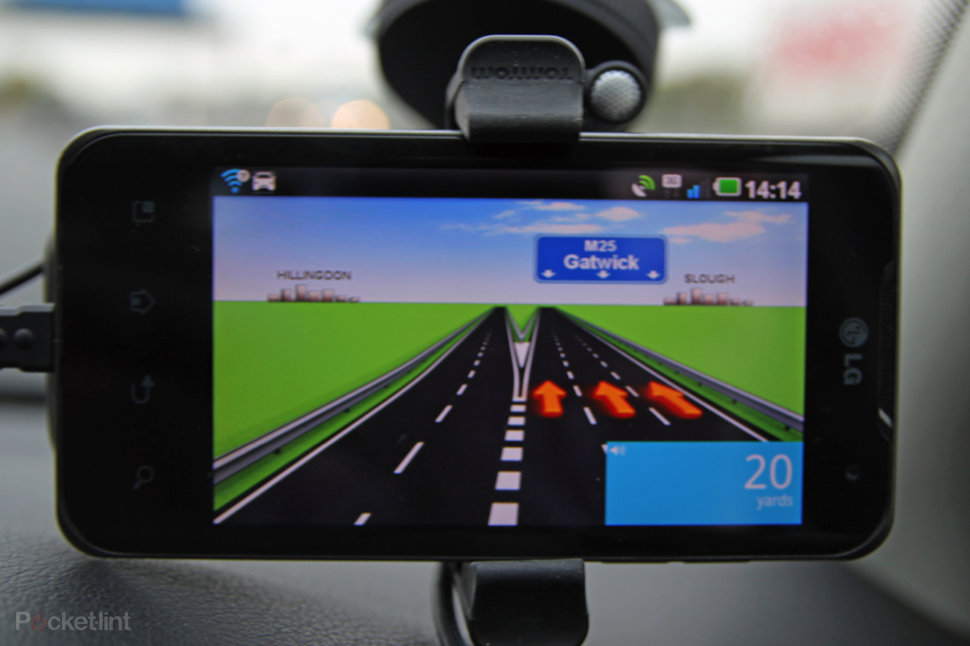 TomTom for Android review
