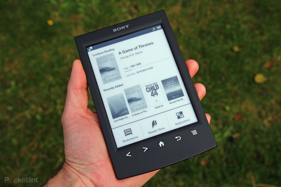 Sony Reader PRS-T2