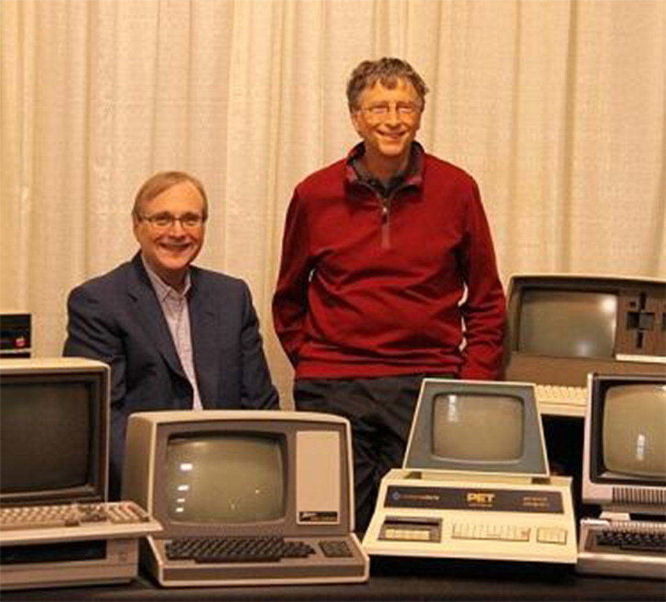 bill gates original cv revealed  was happy to accept any